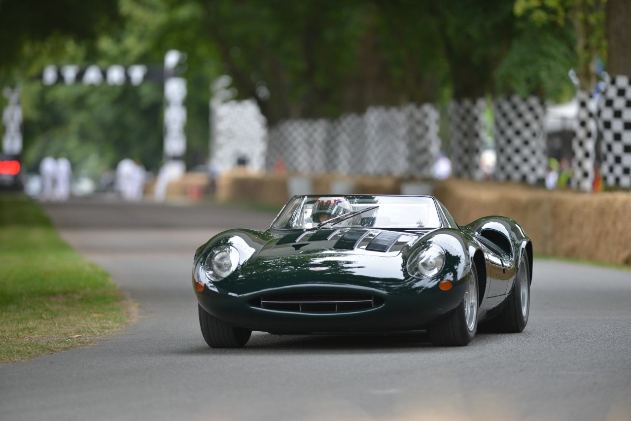 Jaguar Xj13 2013 Goodwood Festival Of Speed