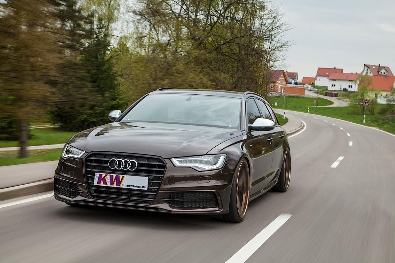 Kw Audi A6 Avant Brown