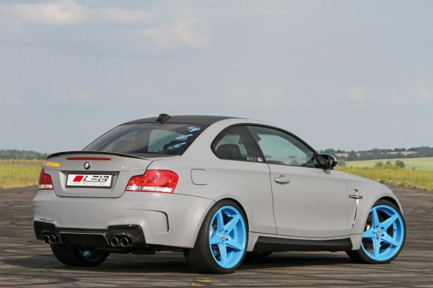 LEIB Engineering BMW 1 Series M Coupe rear