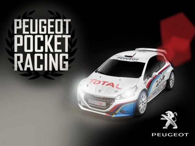 Peugeot Pocket Racing-1