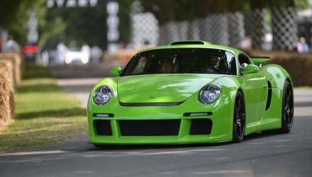 Ruf CTR3-2013 Goodwood Festival of Speed