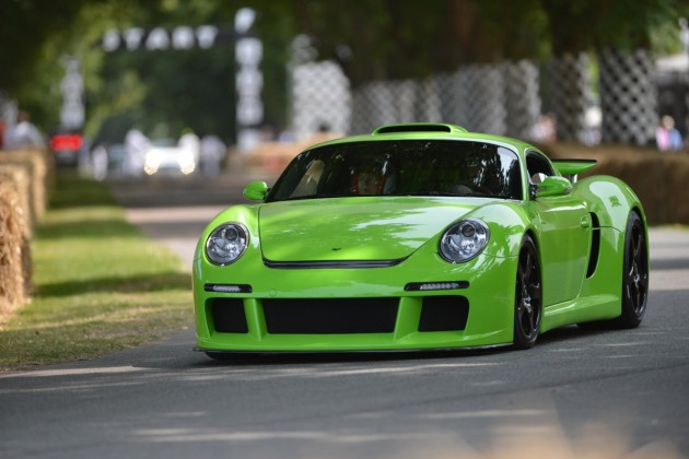 Ruf CTR3-2013 Goodwood Festival of Speed