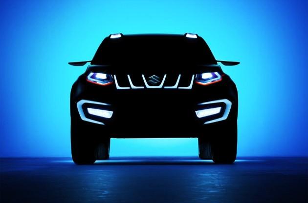 Suzuki iV-4 concept preview
