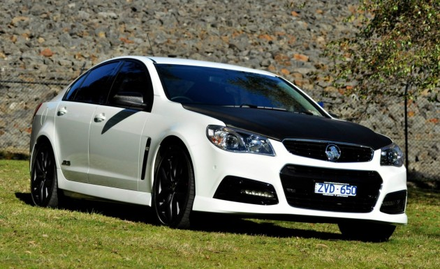 Walkinshaw W310 SS VF Commodore