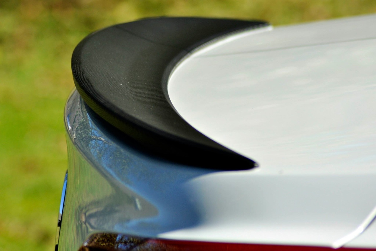 Walkinshaw W310 SS VF Commodore rear spoiler