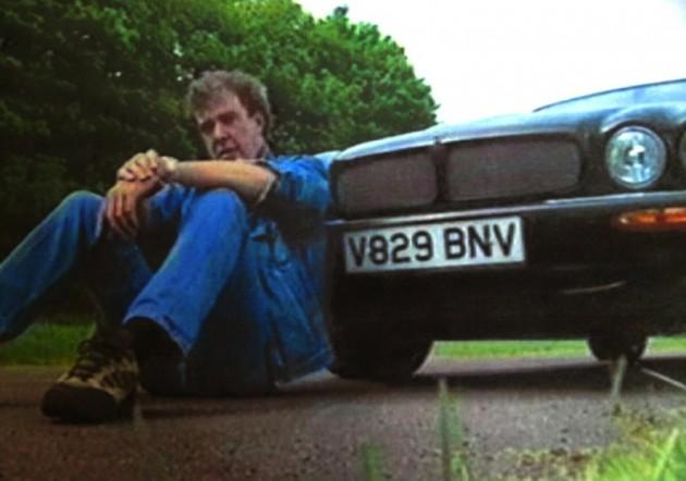 1999 Jaguar XJR owned by Jeremy Clarkson
