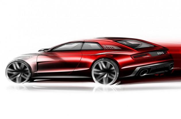 2013 Audi Quattro Concept-rear