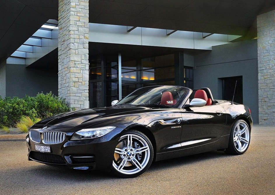 2013 Bmw Z4 Update Now On Sale In Australia Performancedrive