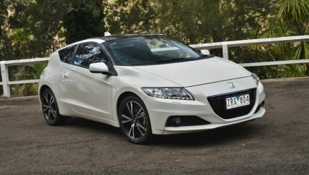 2013 Honda CR-Z-PerformanceDrive