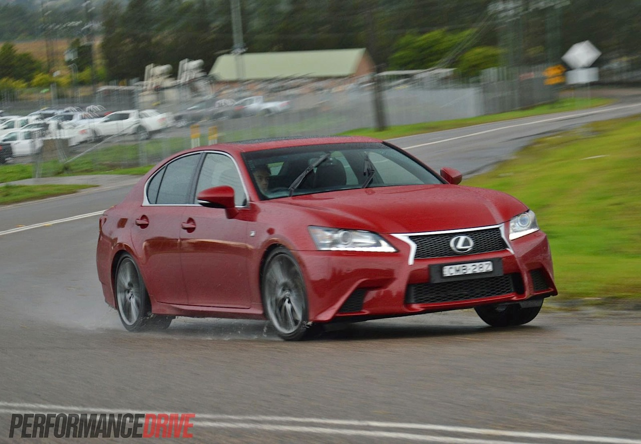 gs exhaust and up sport start in lexus f review watch youtube depth