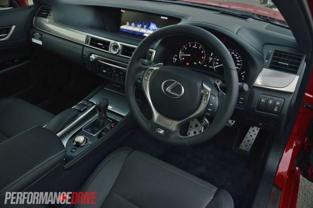 2013 lexus gs 350 f sport interior. Black Bedroom Furniture Sets. Home Design Ideas