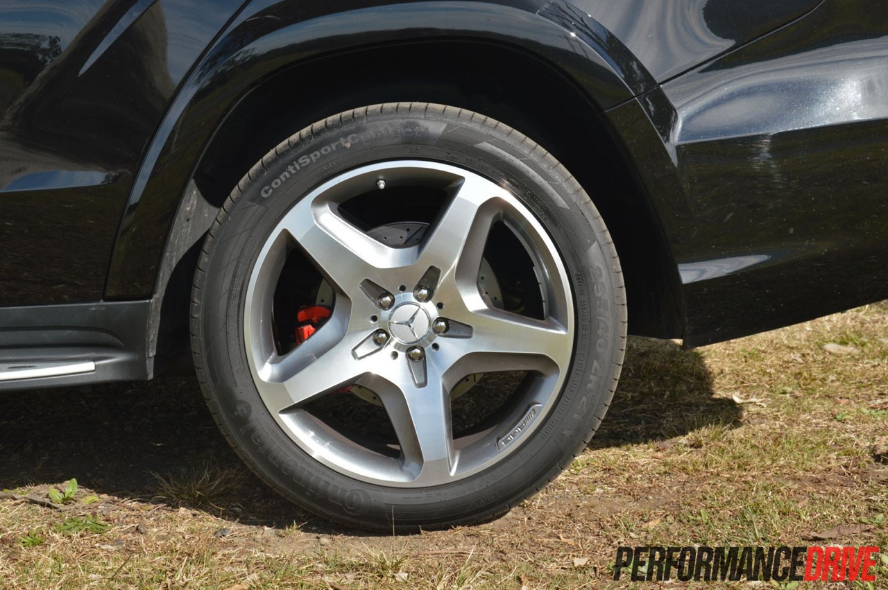 2013 mercedes benz gl 63 amg 21in alloy wheels for Mercedes benz mag wheels