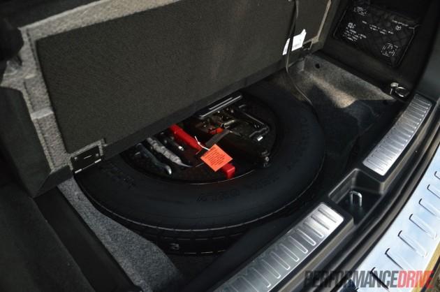 2013 Mercedes Benz Gl 63 Amg Spare Wheel