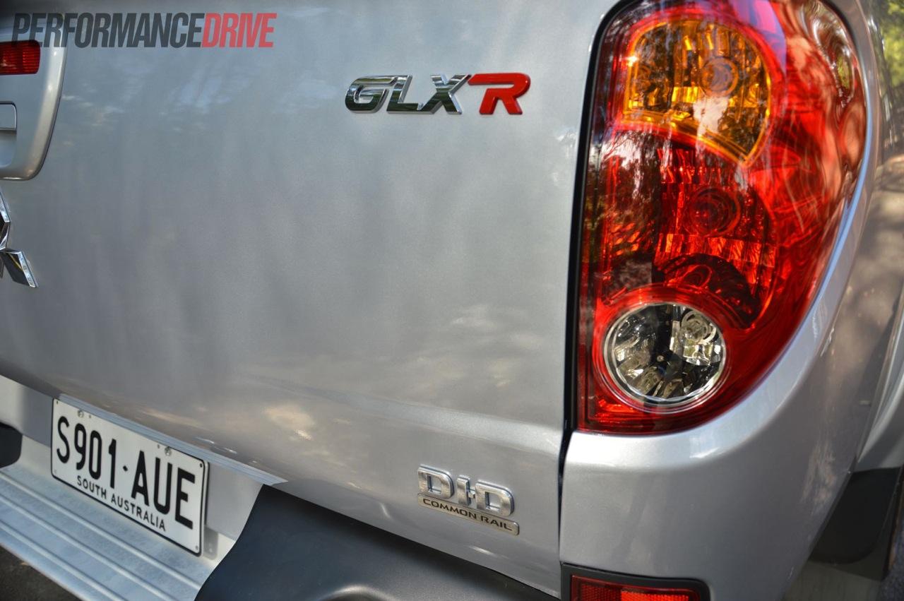 2013 Mitsubishi Triton Glx R Badge