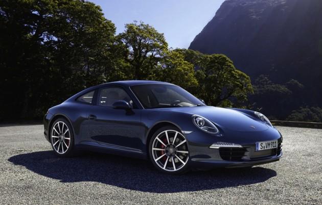 2013 Porsche 991 911