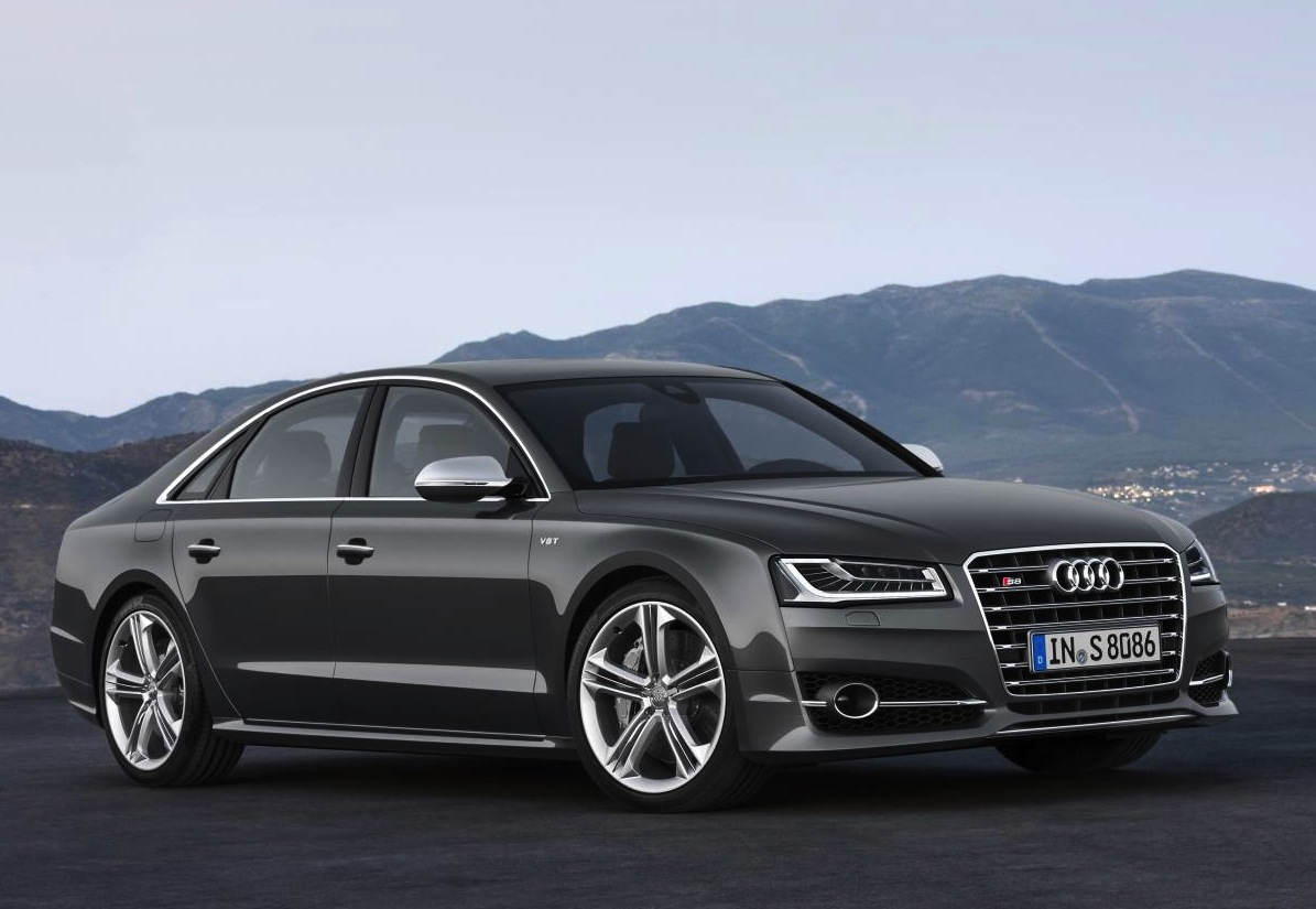 2014 audi a8 and s8 revealed on sale in australia q2 2014 performancedrive. Black Bedroom Furniture Sets. Home Design Ideas