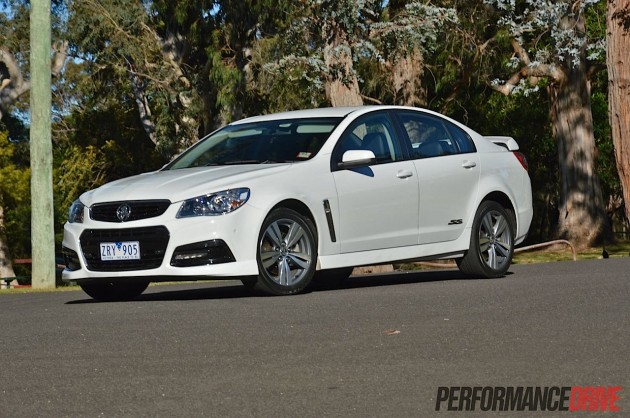2014 Holden VF Commodore SS-PerformanceDrive