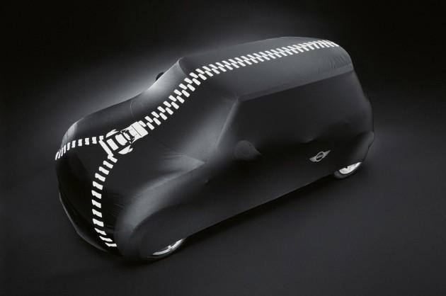 2014 MINI Cooper preview