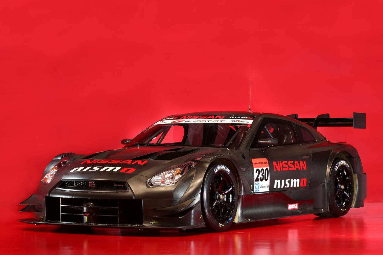 2014 nissan gt r nismo gt500 super gt car revealed performancedrive. Black Bedroom Furniture Sets. Home Design Ideas
