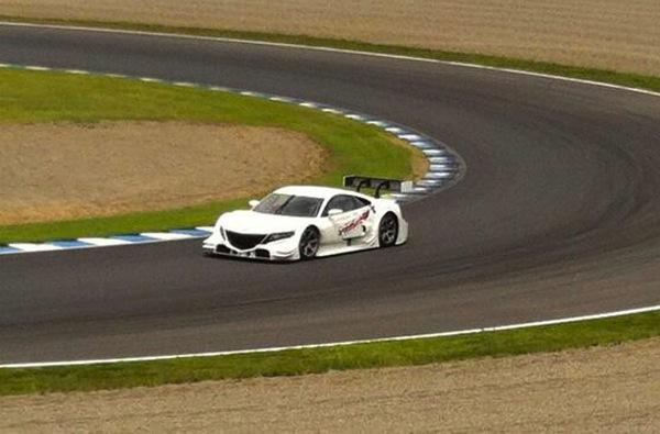 Honda NSX GT500 prototype maybe