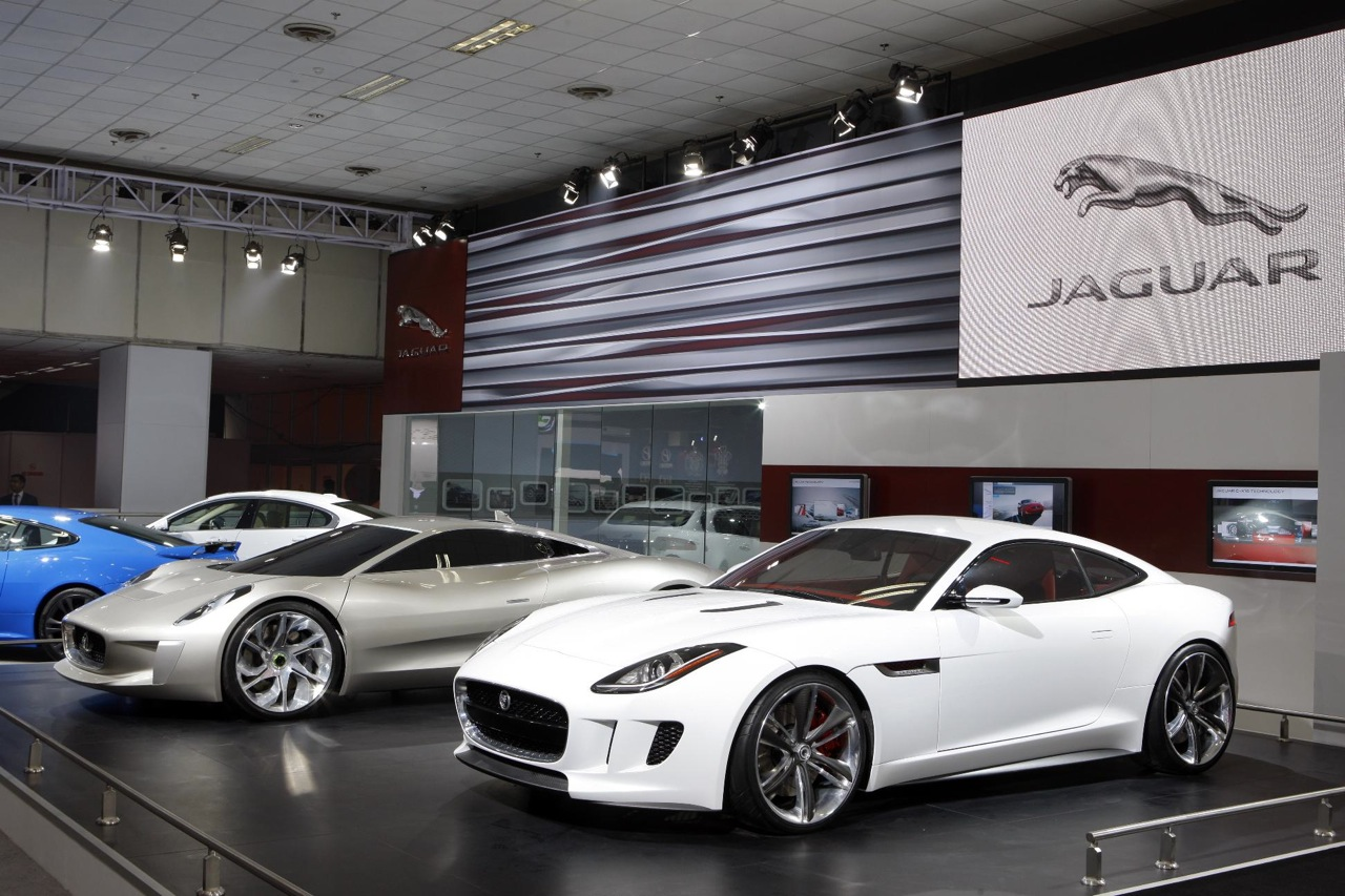 jaguar to launch several new models by 2017 report performancedrive. Black Bedroom Furniture Sets. Home Design Ideas