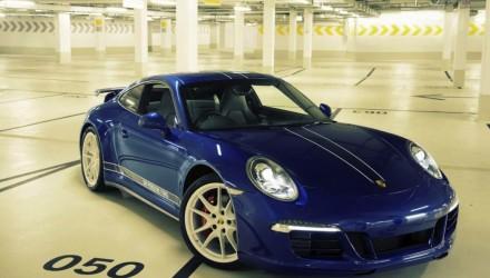 Porsche 911 Carrera 4S celebrates 5M Facebook fans