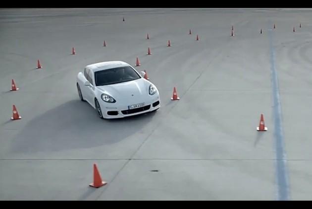 Porsche Panamer E-Hybrid
