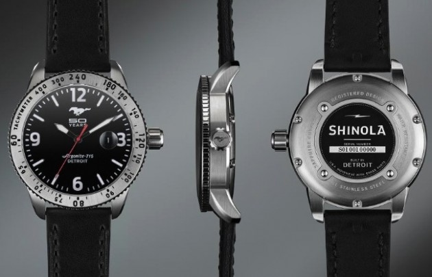 Shinola Ford Mustang