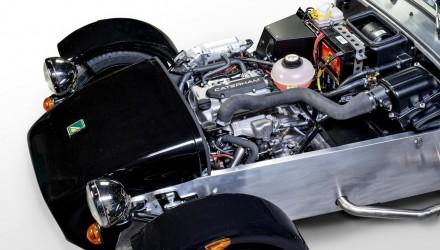 Suzuki 660cc engine Caterham Seven