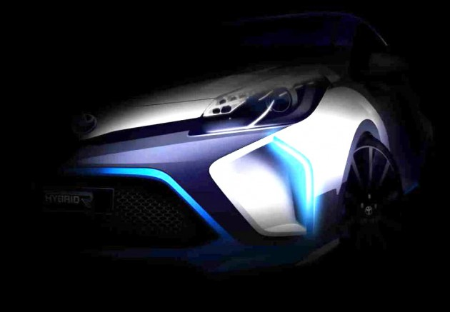 Toyota Hybrid-R concept preview
