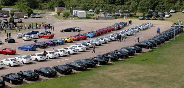 Toyota Supra 20th anniversary UK-