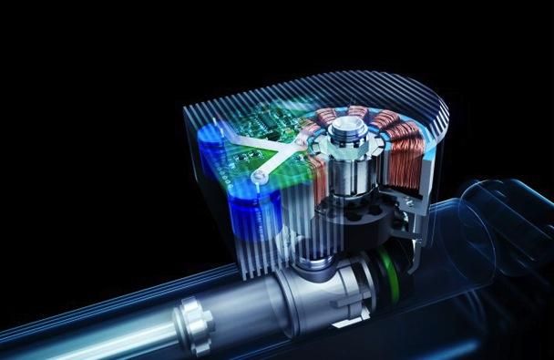 ZF-Levant Power regenerative suspension technology