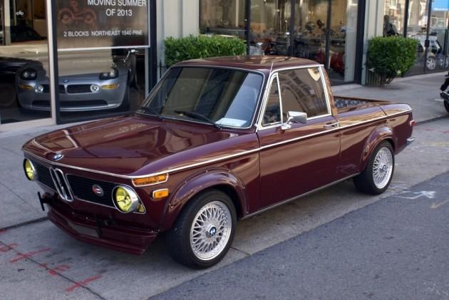 1971 BMW 1600 ute