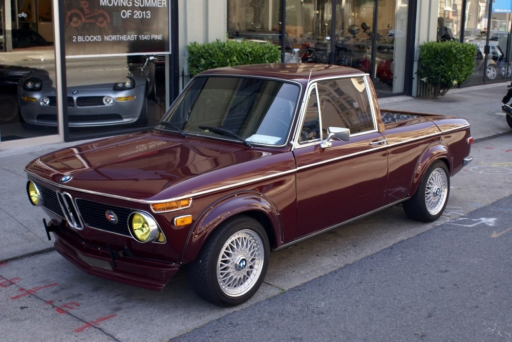 For Sale 1971 Bmw 1600 Ute Conversion With M20 Engine