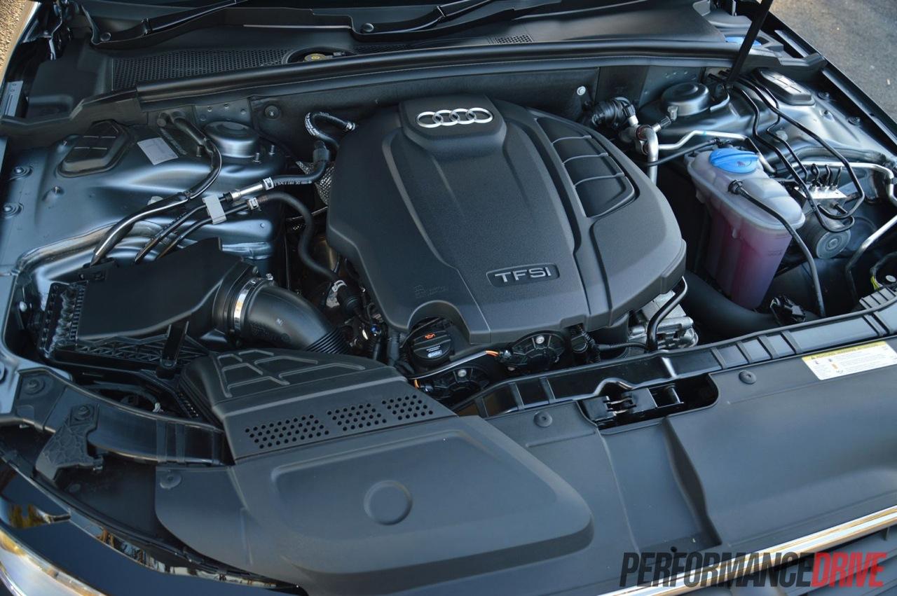 2013 Audi A4 Sport Edition 1.8 TFSI