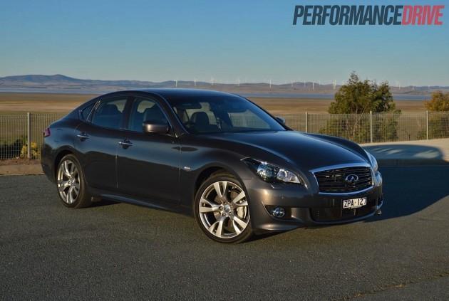 2013 Infiniti M30d S Premium-front