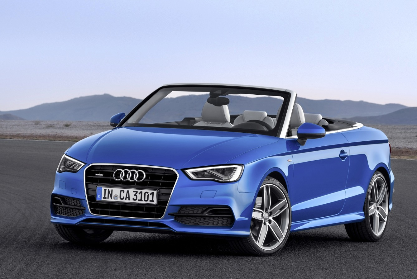 2014 audi a3 cabriolet revealed 221kw s3 cabrio coming performancedrive. Black Bedroom Furniture Sets. Home Design Ideas