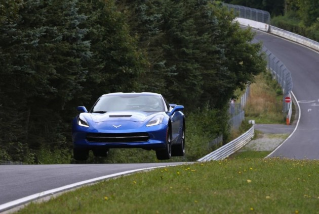 2014 Chevrolet Corvette Stingray Nurburgring