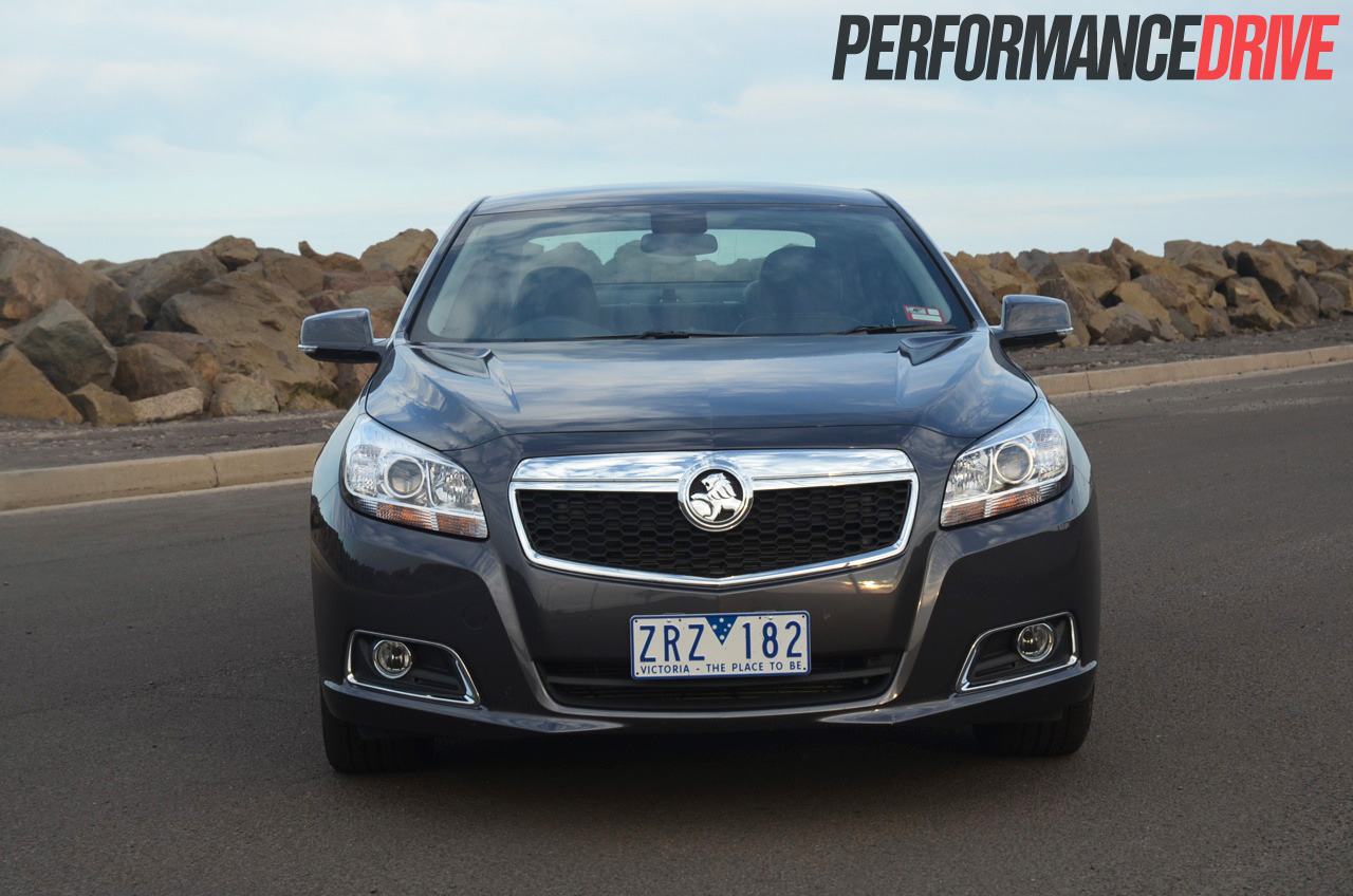 2014 holden malibu cdx review video performancedrive
