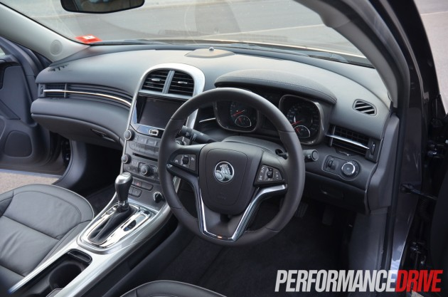 2014 Holden Malibu CDX driver view