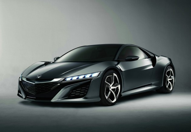 2014 Honda NSX concept