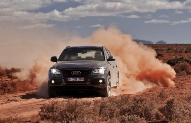 Audi A5 3.0 TFSI