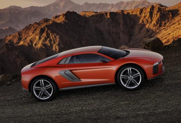 Audi Nanuk quattro concept side