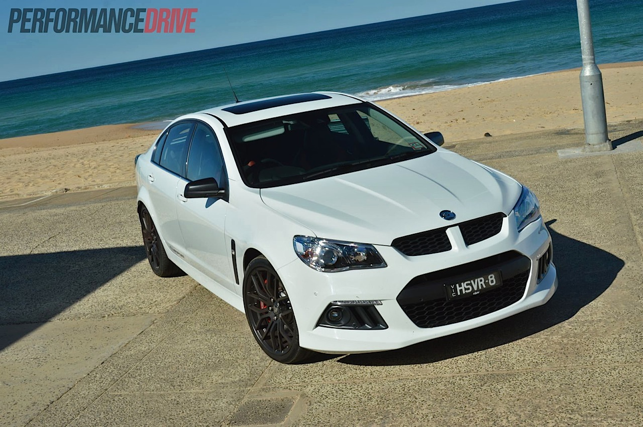 hsv genf clubsport r8 sv review video performancedrive
