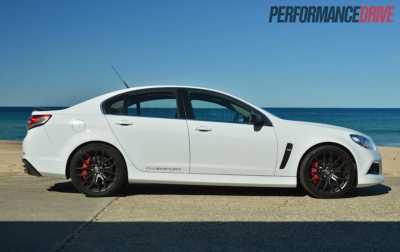 Hsv Gen F Clubsport R8 Sv Review Video Performancedrive
