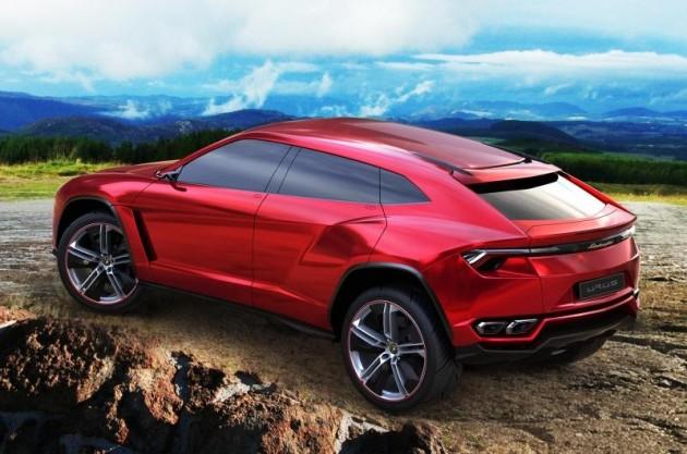 Lamborghini-Urus-SUV-concept