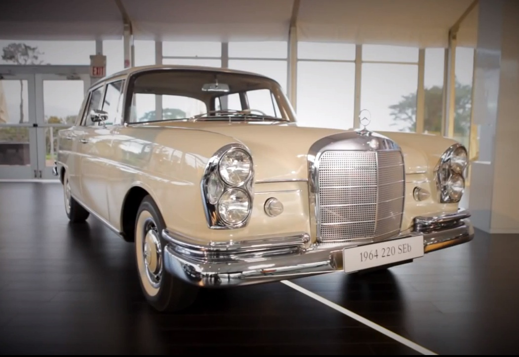 Mercedes benz looks into the history of the iconic s class for Mercedes benz history