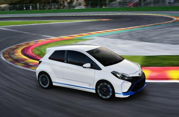 Toyota Hybrid-R concept-5