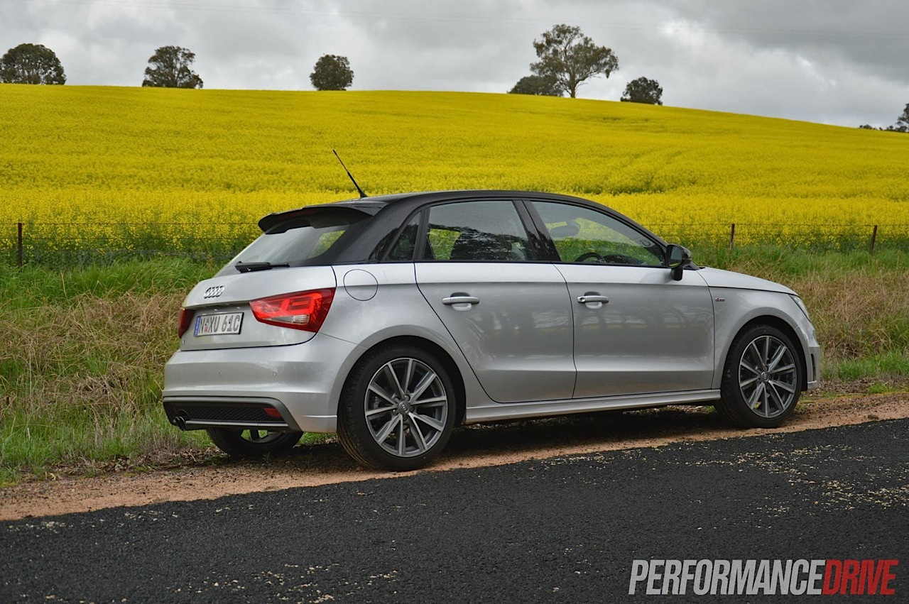 2013 audi a1 sportback s line competition black roof