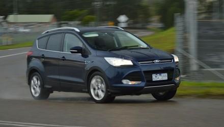 2013 Ford Kuga Trend-PerformanceDrive